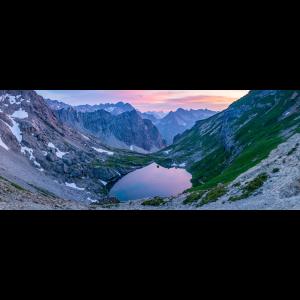 Die Alpen im Panorama 2021